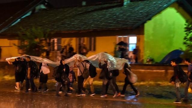 Bułgaria nie chce imigrantów. Wzmacnia granice z Grecją i Macedonią