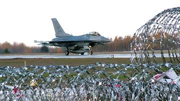 29-05-2017 15:44 NATO-wskie myśliwce przechwyciły rosyjskie samoloty nad Morzem Bałtyckim