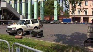 Paraliż zacznie się w środę około 21:00. Dwa dni utrudnień podczas wizyty Donalda Trumpa w Warszawie