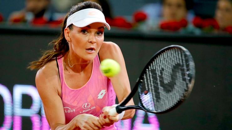 Awans Radwańskiej w rankingu WTA. Williams liderką
