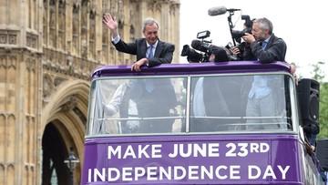 18-06-2016 20:22 Observer: remis między zwolennikami i przeciwnikami Brexitu