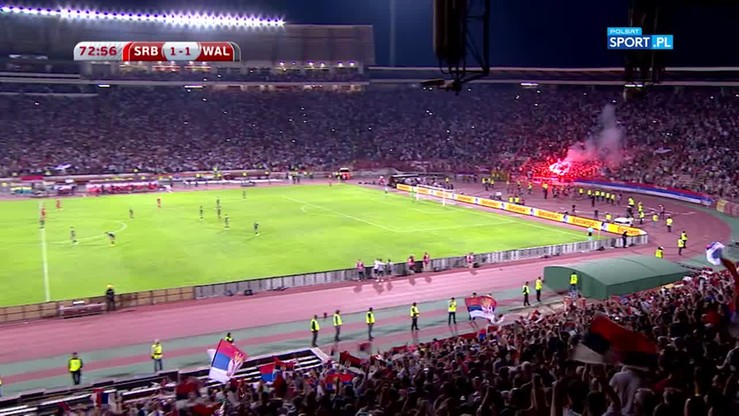 Asysta piętą Prijovica w debiucie dla Serbii!