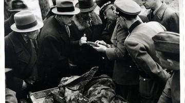 Szczątki domniemanych ofiar NKWD odnalezione we Lwowie
