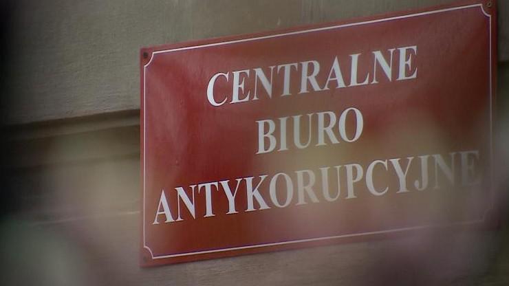 Oficer BOR i szef biura bezpieczeństwa PKP zatrzymani przez CBA w związku z ŚDM