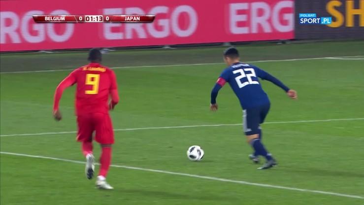 Tak Japonia postawiła się Belgii! Skrót ostatniego meczu naszych grupowych rywali