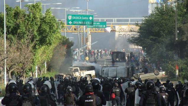 Meksyk: starcia policji z nauczycielami. Są zabici