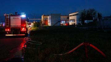 Komendant PSP o dwóch strażakach, którzy zginęli w pożarze