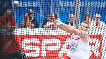 10-07-2016 18:29 Fajdek złotym medalistą w rzucie młotem. Brąz Nowickiego