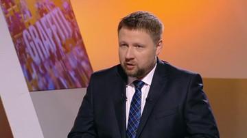 Kierwiński: wola naczelnika z Nowogrodzkiej ma zastępować sądy