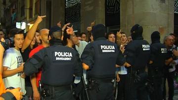 Strajk generalny w Katalonii. W odpowiedzi na działania policji podczas referendum