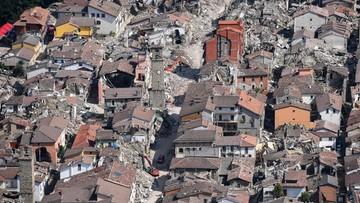 06-09-2016 16:30 Włochy: potrzeba 100 mld euro na antysejsmiczne zabezpieczenie budynków