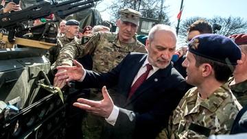 28-03-2017 22:32 MON: Polska nie wycofuje się z Eurokorpusu, ale redukuje swój wkład