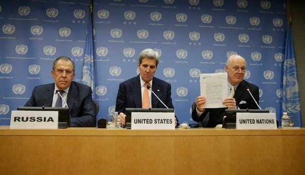 Rada Bezpieczeństwa ONZ przyjęła rezolucję ws. Syrii
