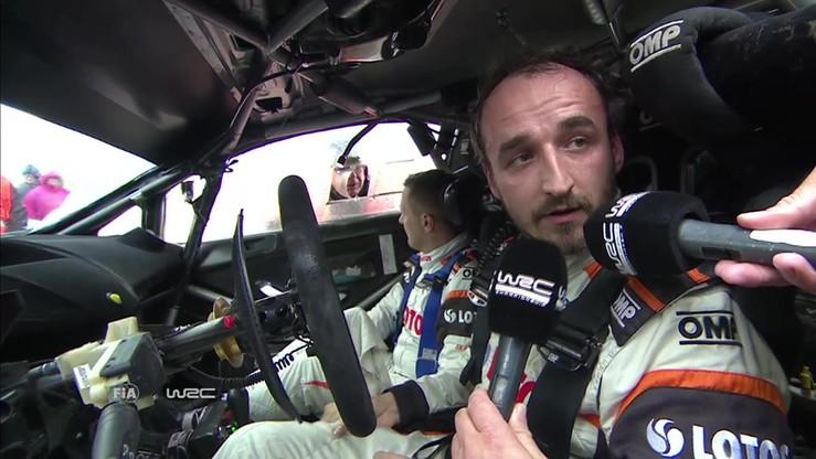 Kubica: Nie wiem, czy zobaczymy się w 2016 roku na trasach WRC