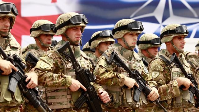 NATO rozszerza się na wschód? Ośrodek szkoleniowy w Gruzji