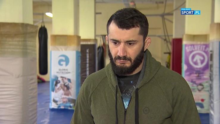 Khalidov: Narkun jest zawodnikiem kompletnym, ale ja lubię wyzwania