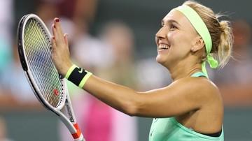 2017-03-19 WTA Indian Wells:Wiesnina pokonała Kuzniecową w finale
