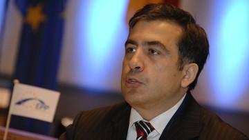Saakaszwili bez statusu uchodźcy. Ukraiński prokurator generalny: są podstawy do jego wydalenia