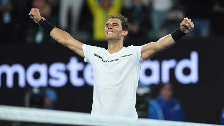 Australian Open: Finał marzeń! Nadal dołączył do Federera