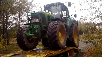 Kradli ciągniki i maszyny rolnicze w Europie. Zatrzymano 23 podejrzanych