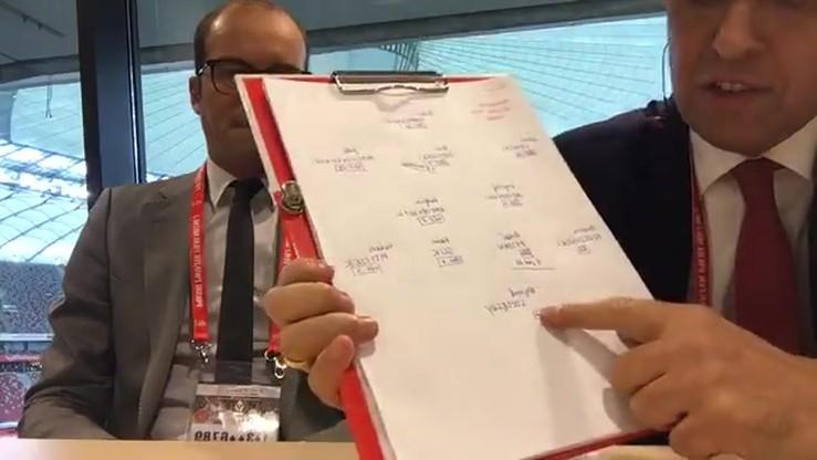 Kołtoń i Lepa podali przewidywany skład na mecz Polska - Czarnogóra