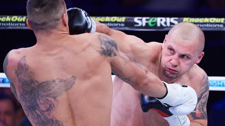 Polsat Boxing Night: Głowacki nie obronił tytułu mistrza świata WBO