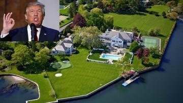 26-04-2016 14:00 Chcesz zamieszkać w domu Trumpa? Wystarczy 45 mln dol.