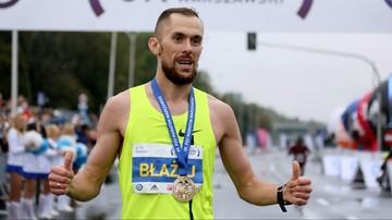 2017-09-24 Maraton Warszawski: Brzeziński zwycięzcą z minimum na mistrzostwa Europy