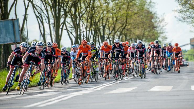 Kolarze CCC Sprandi aktywni na królewskim etapie wyścigu Szlakiem Grodów Piastowskich