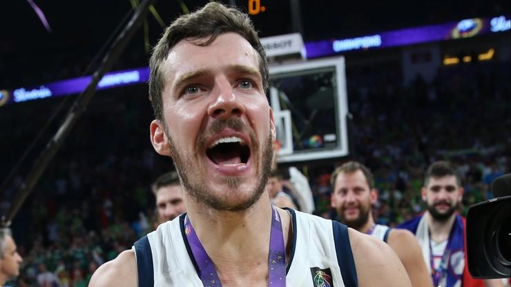 2017-09-19 MVP koszykarskich mistrzostw Europy zakończył reprezentacyjną karierę