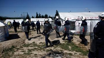 24-04-2016 21:50 MSWiA: 120 polskich funkcjonariuszy i ekspertów wesprze Grecję w ochronie granicy UE
