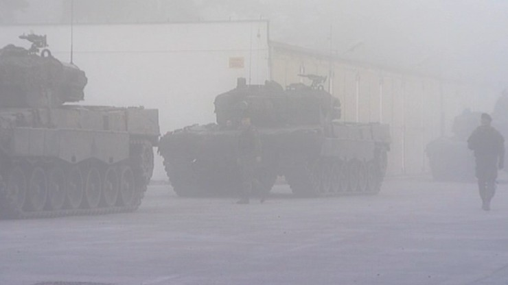 Dowódca 16. Pomorskiej Dywizji Zmechanizowanej oddał się do dyspozycji ministra obrony narodowej