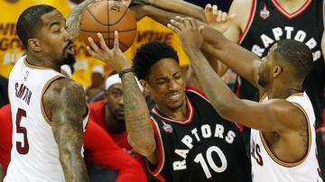 2016-11-01 NBA: DeRozan imponuje skutecznością. Wygrana Toronto Raptors