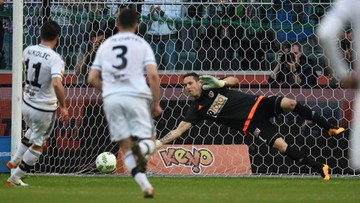08-05-2016 20:14 Legia rozgromiła Piasta - 4:0