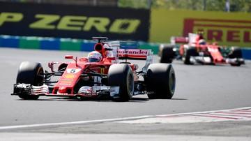 2017-07-30 Formuła 1: Podwójny sukces Ferrari na Węgrzech