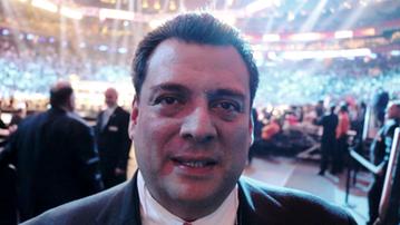 2015-10-19 Prezydent WBC, Mauricio Sulaiman: Fonfara to duma naszej organizacji