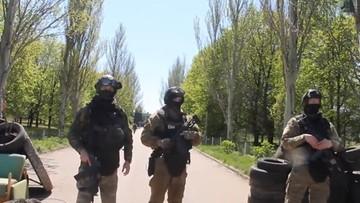 11-08-2016 22:09 Sześciu domniemanych członków Państwa Islamskiego zatrzymanych na Ukrainie