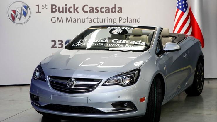 Pierwszy amerykański samochód z polskiej fabryki