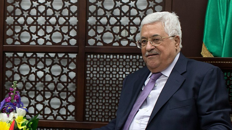 Palestyński prezydent Abbas zaproszony do Białego Domu