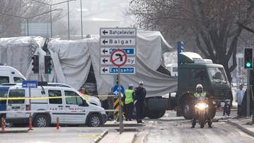 18-02-2016 21:44 Turcja grozi Rosji po zamachu terrorystycznym w Ankarze