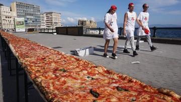 19-05-2016 05:50 Oto najdłuższa pizza na świecie. Ma prawie 2 kilometry