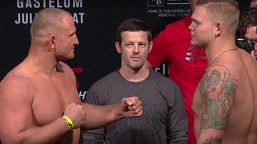 2017-07-22 UFC: Grabowski cięższy od rywala przed galą w Long Island
