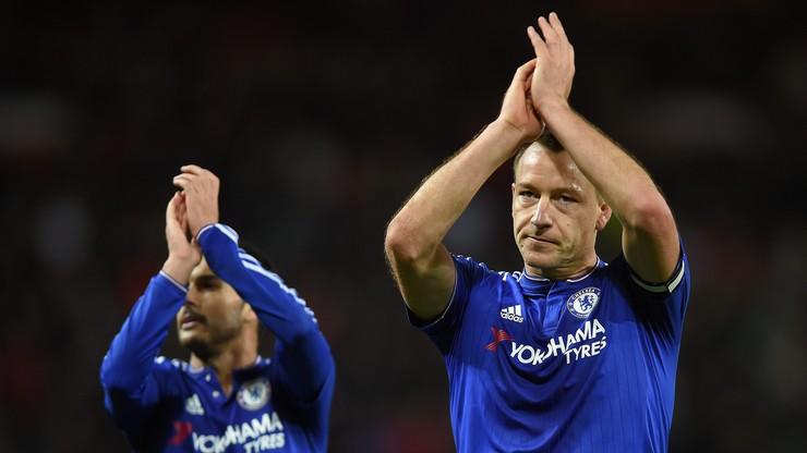 Koniec legendy! Terry nie zakończy kariery w Chelsea