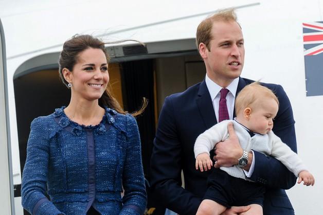 Kwietniowe dziecko Kate i Williama
