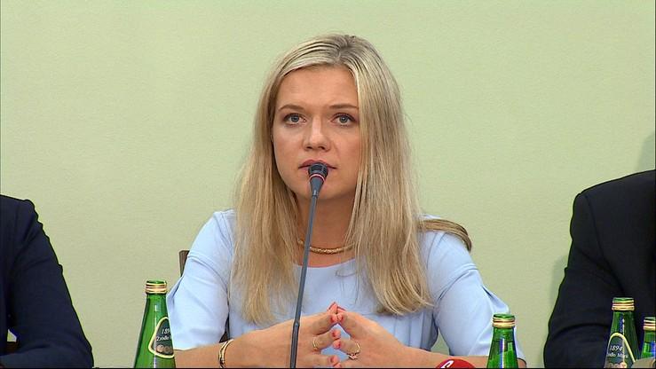 """Małgorzata Wassermann w programie """"Gość Wydarzeń"""""""