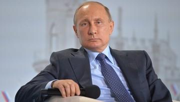 27-10-2016 19:24 Putin zapewnia: Rosja nie ma zamiaru atakować żadnego państwa