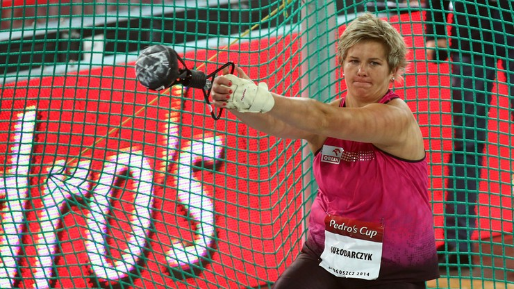 Anita Włodarczyk wyróżniona na koniec sezonu
