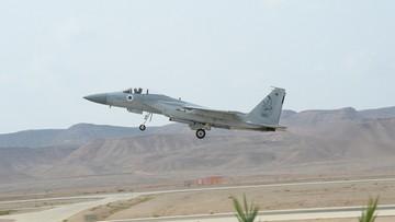 Media: rosyjskie myśliwce dwa razy ostrzelały samoloty Izraela w Syrii