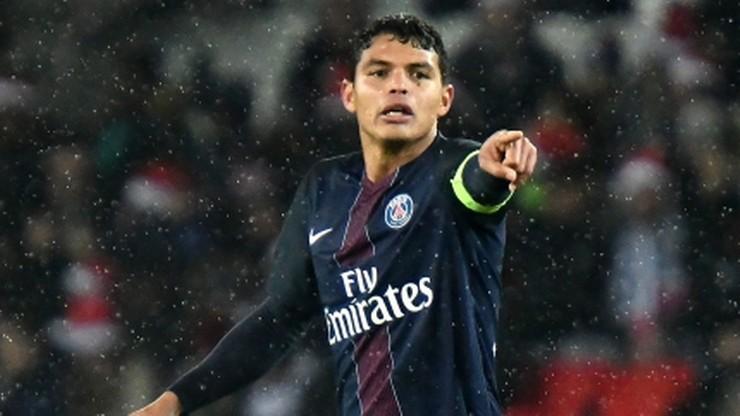 Thiago Silva przedłużył kontrakt z Paris Saint-Germain