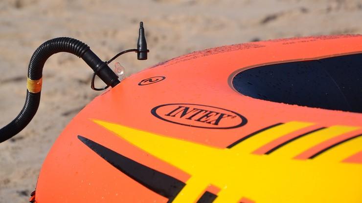 Na Morzu Śródziemnym znaleziono ponton z 13 ciałami